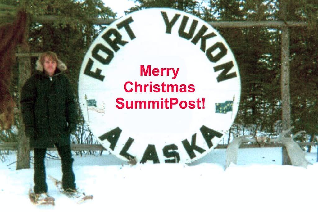 Merry Christmas SummitPost 2020