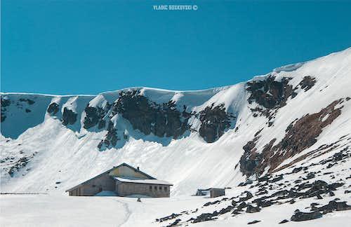 Mountain hut 2.218 m
