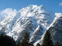 Gehrenspitze (2367m), Austria
