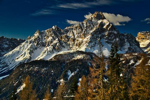 Dreischusterspitze / Cima dei tre scarperi, 3145 m