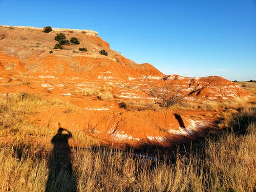Gloss Mountain