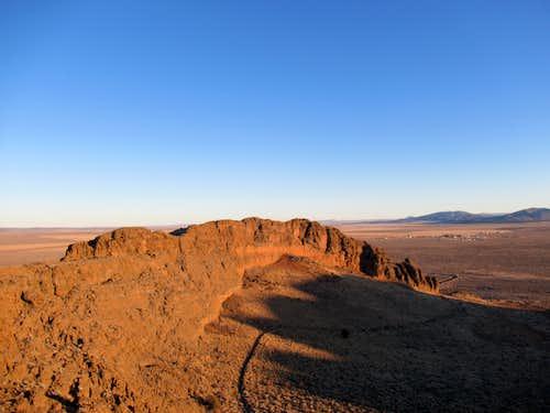 Fort Rock Oregon at Sunset (5)