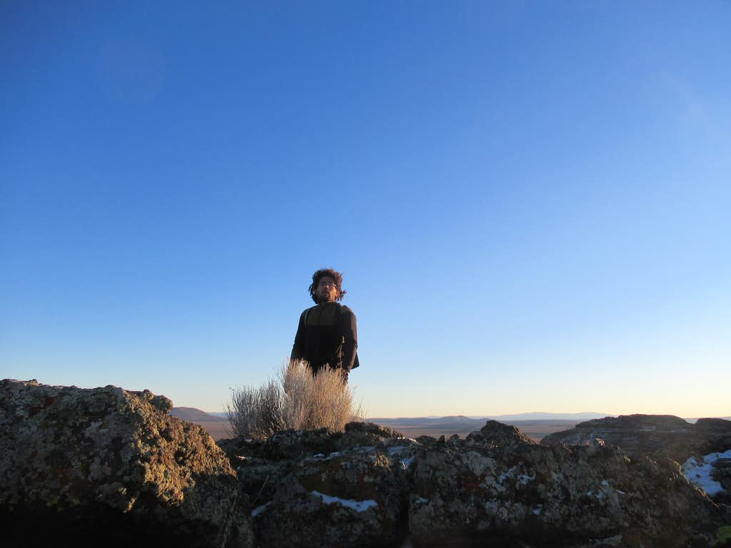 Jowzynkyn at ~4600 feet