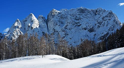 Prisojnik North Face