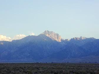 From the Owens Valley--July,...