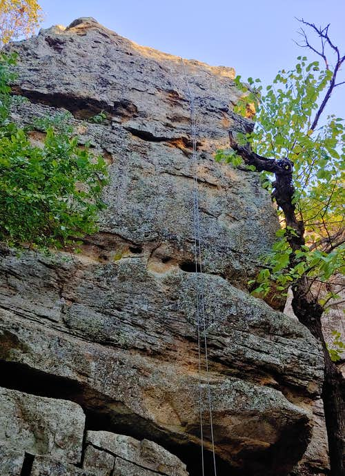 5.8 Route Beneath Overlook