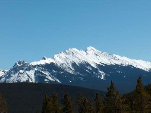 Opal Ridge Traverse, 8 km...