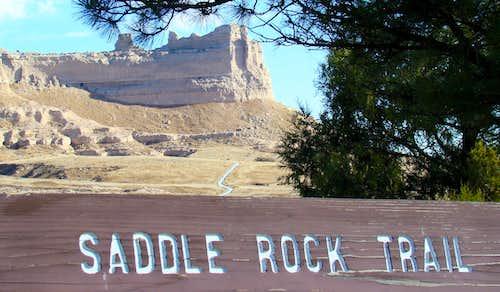 Saddle Rock Trailhead