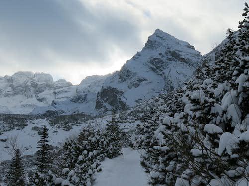 Some call it the Polish Matterhorn