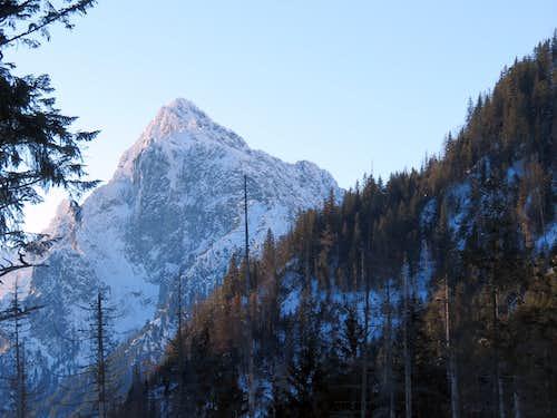 Młynarz - Mlynár - 2170 m