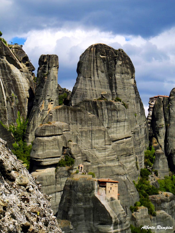 Ypsiloterafels, Meteora