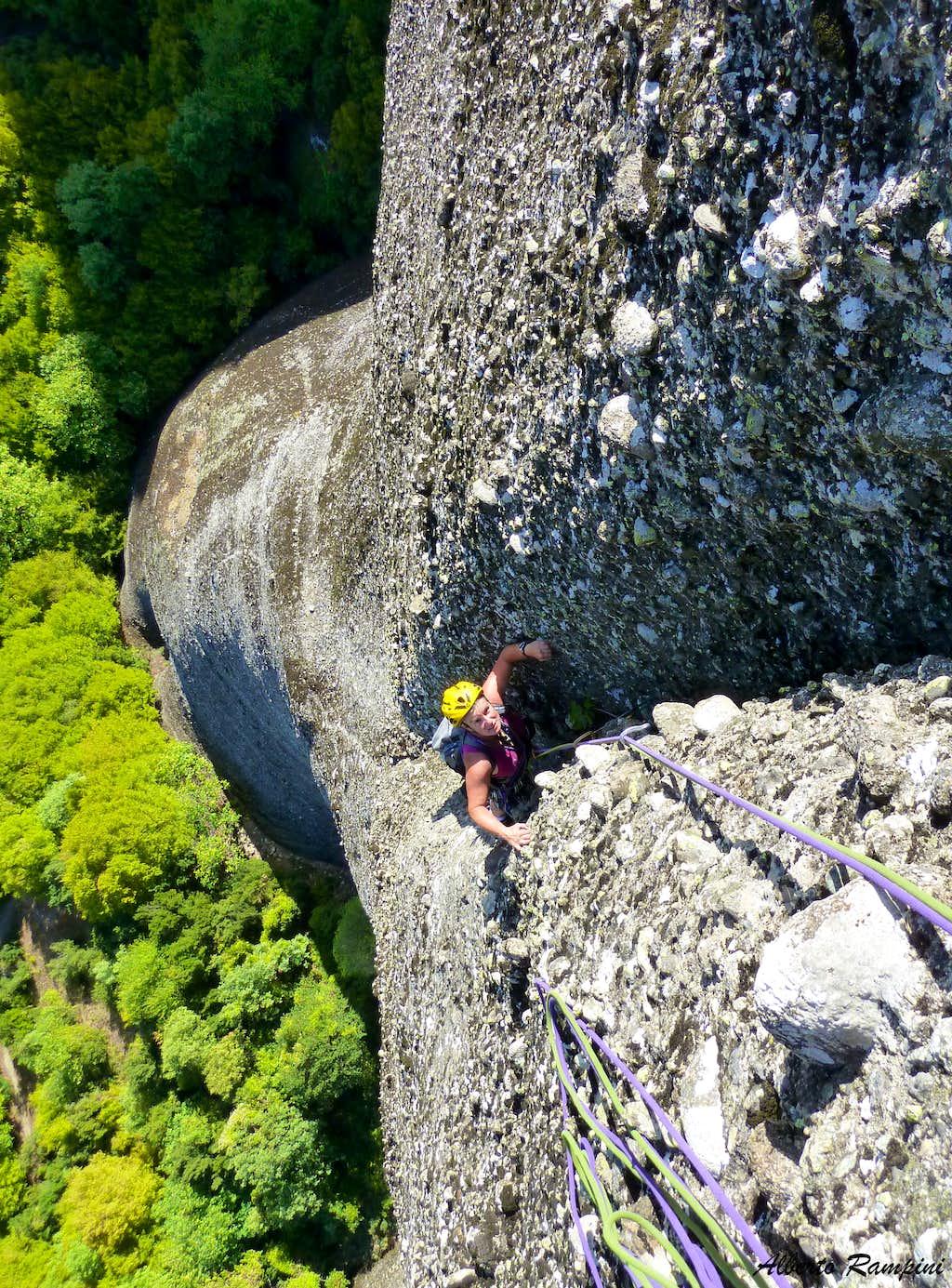 The Pillar of Dreams, Meteora