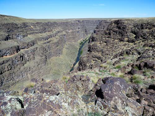Bruneau Canyon