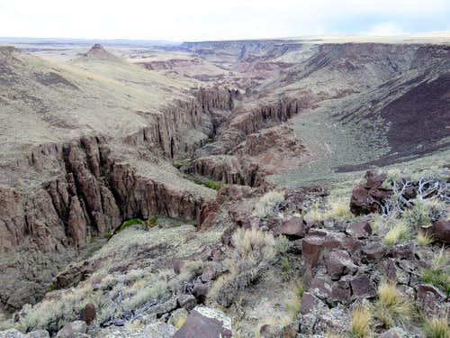 Big Jacks Canyon