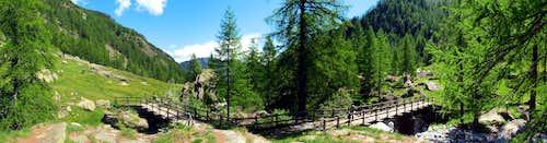 Vallone della Legna (Valley of the Wood)