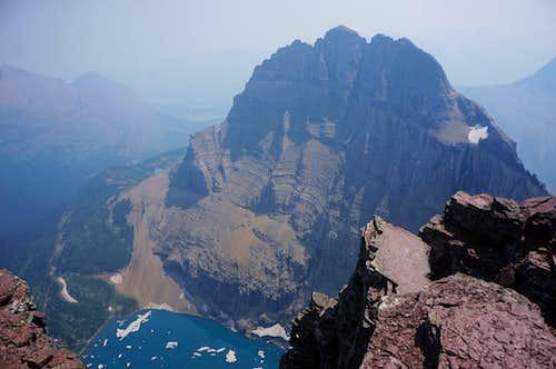 Mount Wilbur & Iceberg Lake
