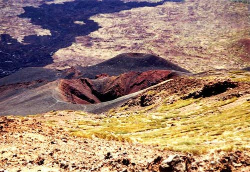Narices del Teide as seen...