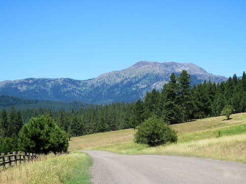 Pollock Mountain, Idaho
