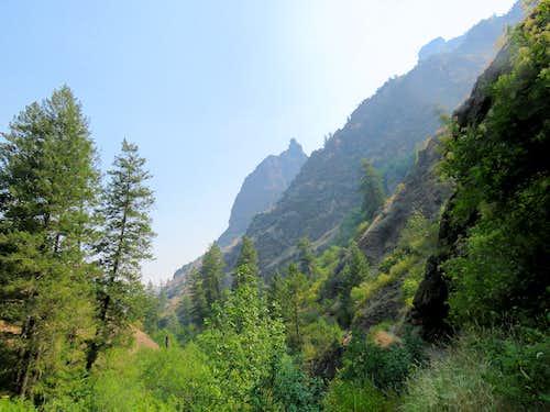 Rapid River Canyon Hike, Idaho