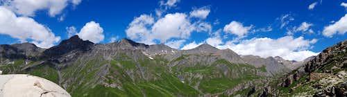 Rocca Senghi summit panorama