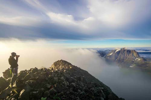 Elkhorn via King's Peak