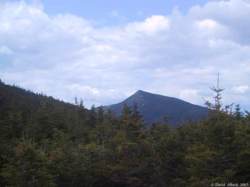 Garfield seen from the east...