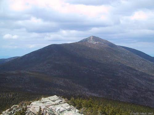 Little Haystack (left) and Mt...