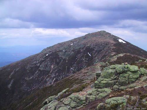 Summit of Lafayette seen from...