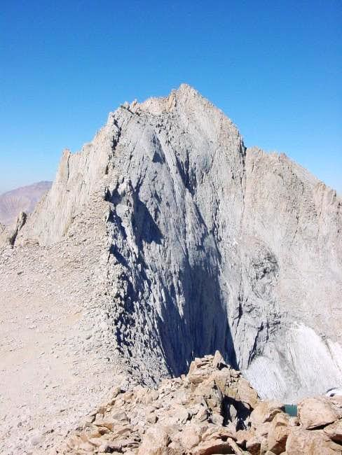 Mt. Russell\'s East Ridge,...