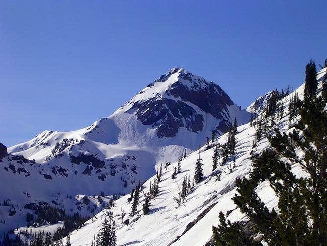 May 21, 2005 - Mt Dromedary...
