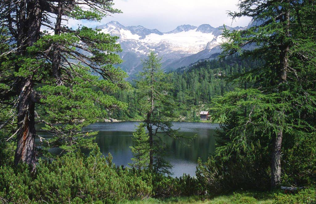 Reedsee lake