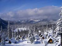 View from Jahorina.