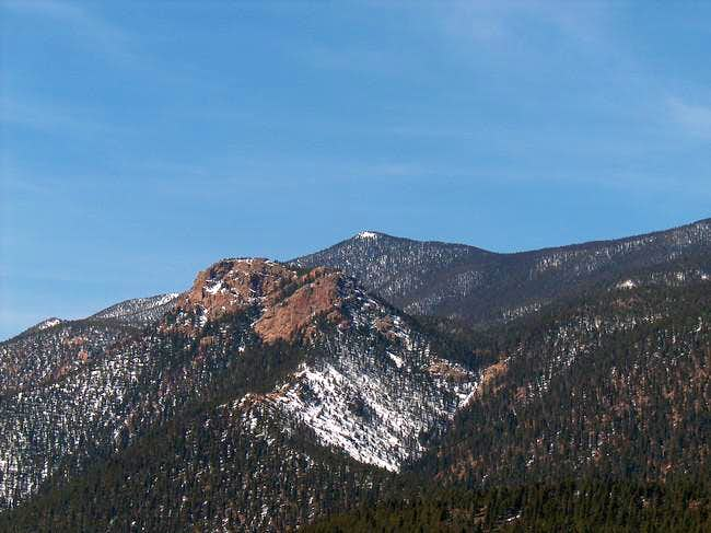 Stove Mountain (Cookstove Mt.)