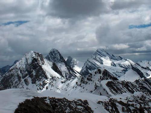 Summit Photo from Mount...