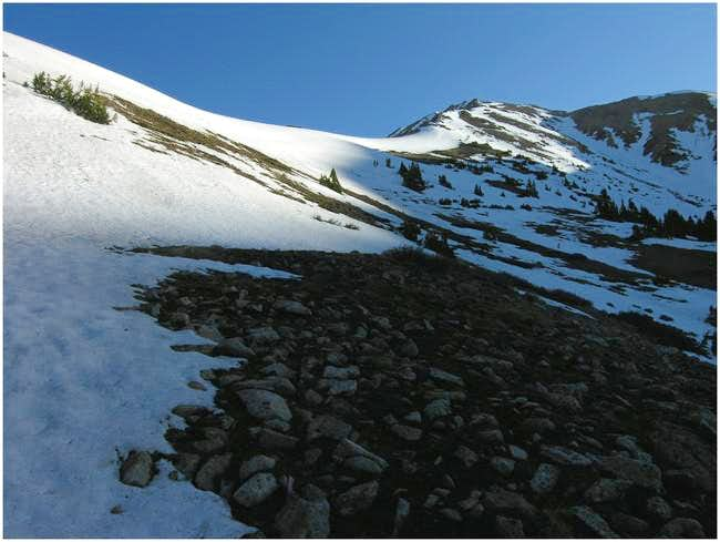 Hiking in the Sawatch at...