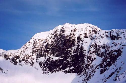 The North Face of...