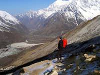 Kyanjin and Langtang valley...