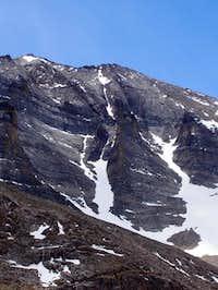 Mount Meeker and Dreamweaver...