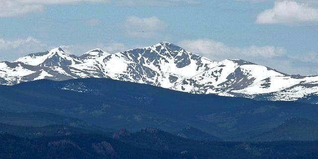 James Peak East Face routes