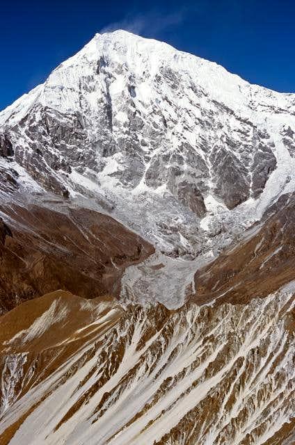 View of Langtang Lirung from...