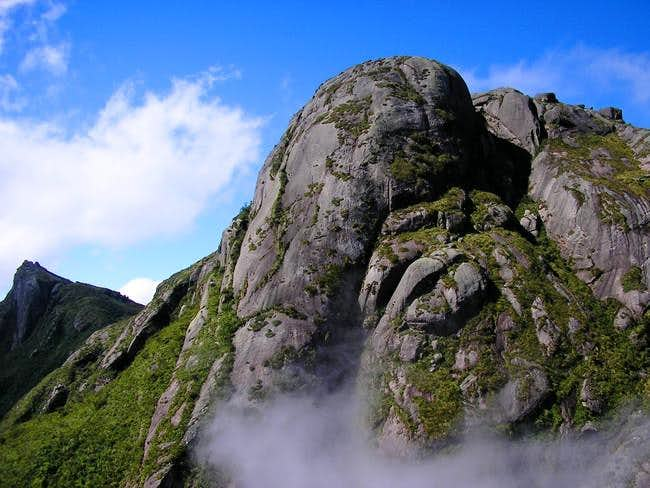 Pedra do Sino and Morro do...