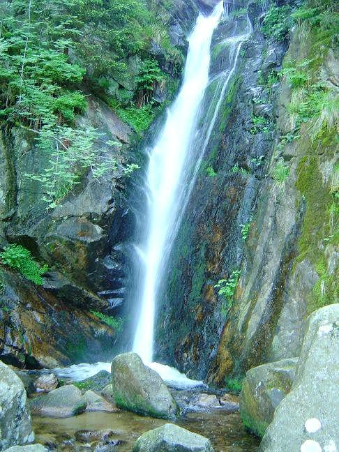Gazon du Faing, Rudlin Falls...