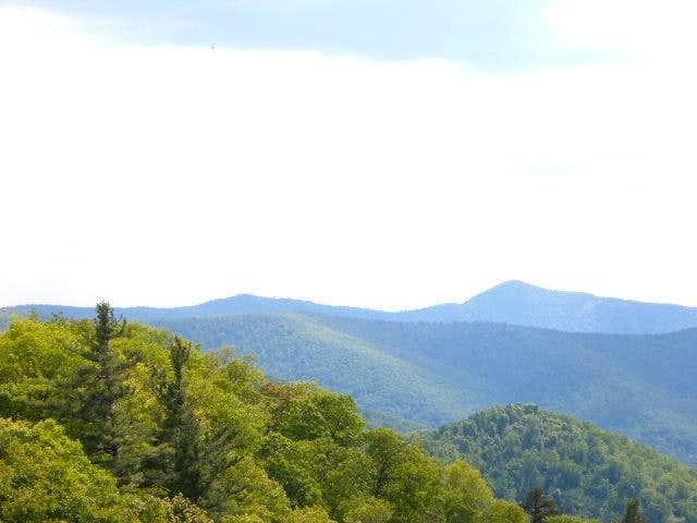 The Southern Shenandoah...