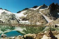 Lake in Upper Enchanted Basin...