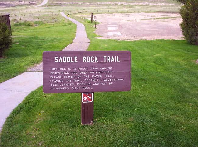 Saddle Rock Trail