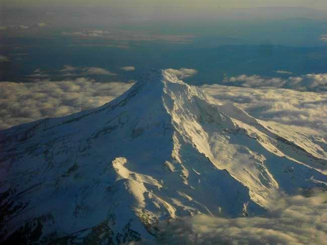 Mount Hount as seen from an...