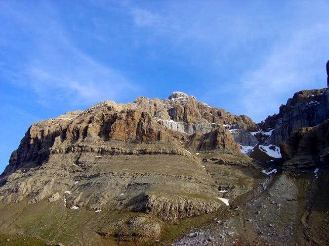 Collarada (2886m) at the...
