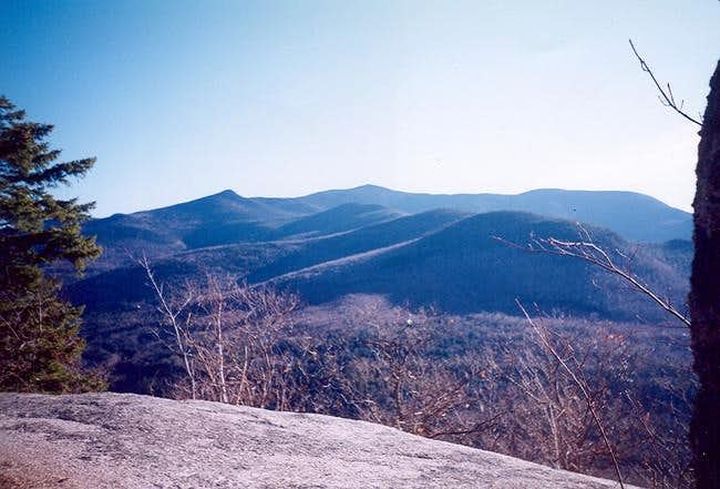 Waterville Valley-Sandwich Range