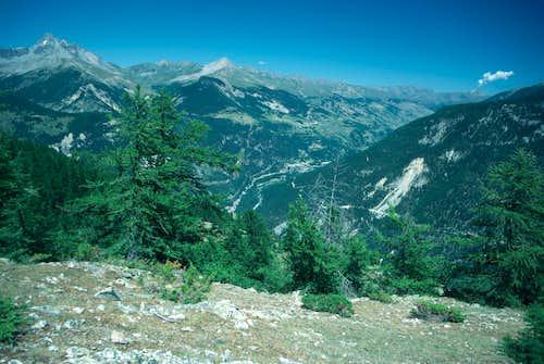 Rochebrune - Queyras