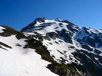 Sahale Arm and the summit...